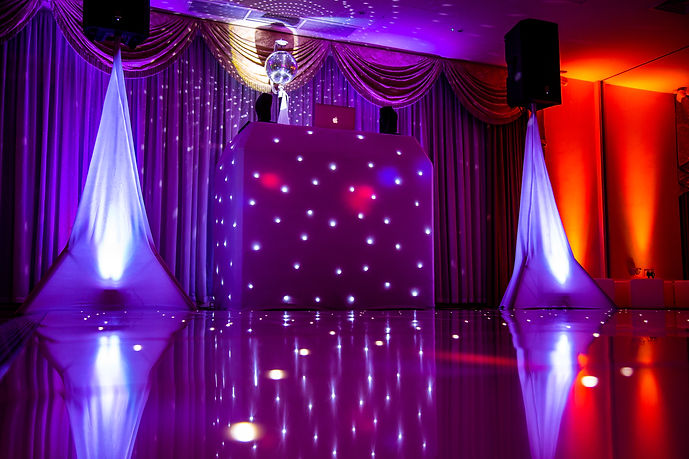 oxfordshire wedding dj