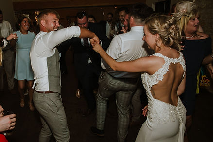huntsmill farm wedding dj