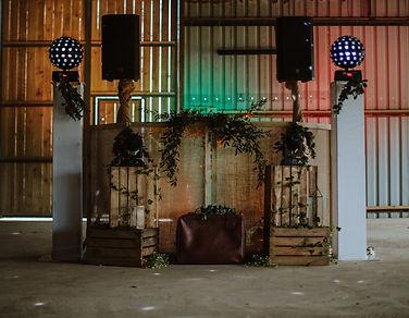 wedding dj dodford manor