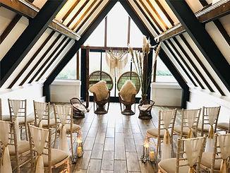 wood farm everdon wedding venue dj