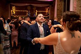 wedding disco the great barn