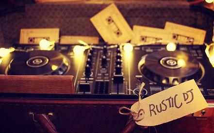 Rustic DJ