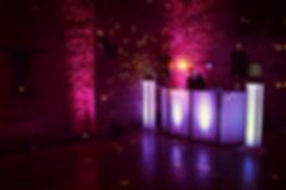 great barn wedding venue dj