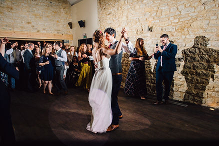 wedding dj huntsmill farm