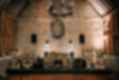 manor farm barn oxfordshire rustic dj