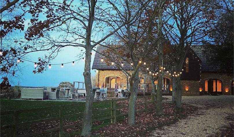wood farm everdon wedding dj