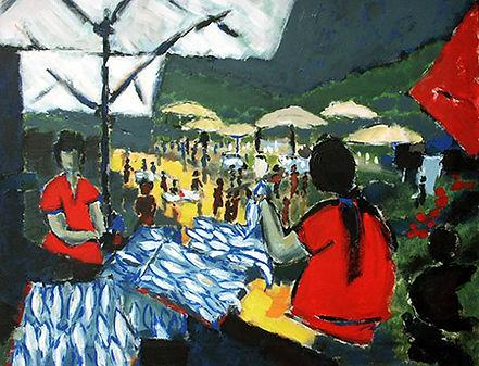 423-Le marche a Vallouise 2002.jpg