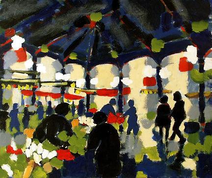 476-Le marche de Chaource-2003.jpg