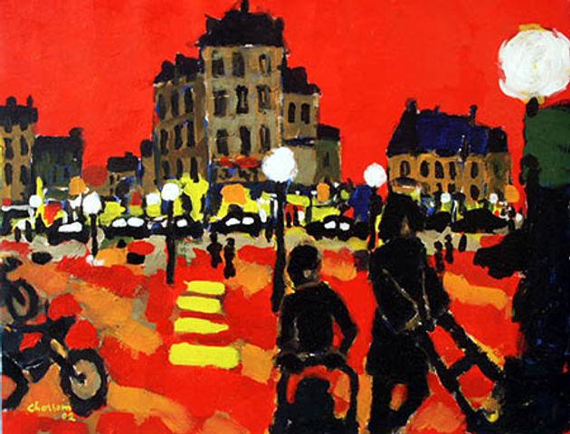 436-Paris Place des Abbesses 2002.jpg
