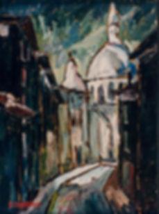 160 Montmartre 1958.jpg