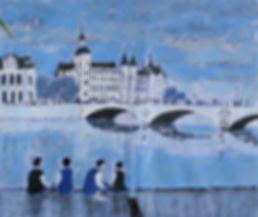 953-Paris les quais du pont Neuf-2019.JP
