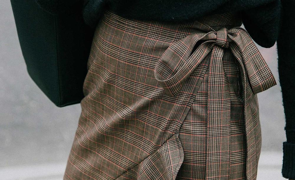 j.jackman wrap skirt for work
