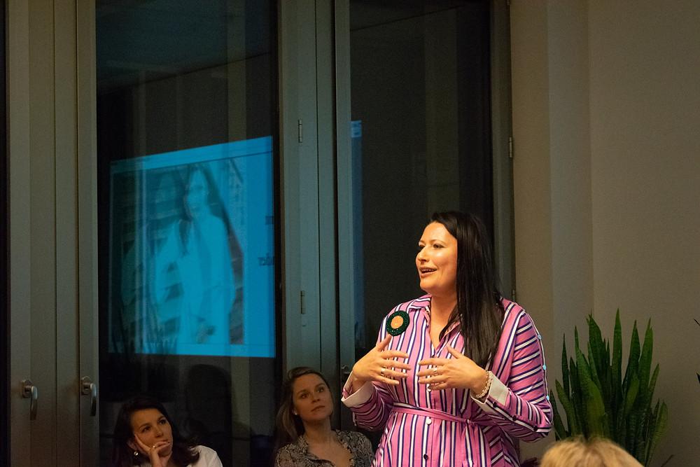 j.jackman International Women's Day Event: Galina Charni