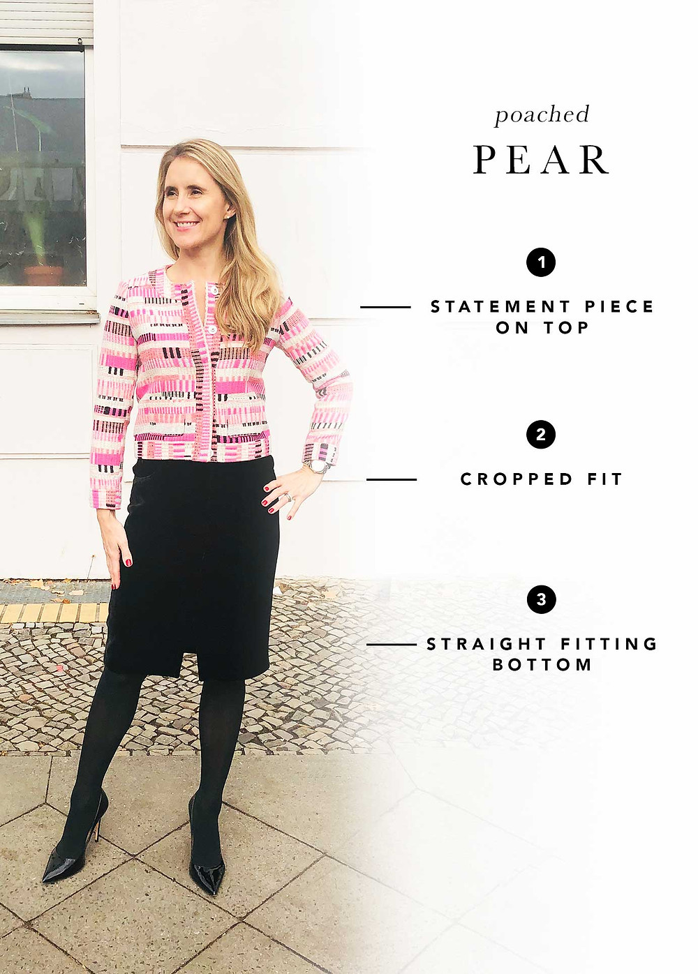 j.jackman business outfit tipps pear shape