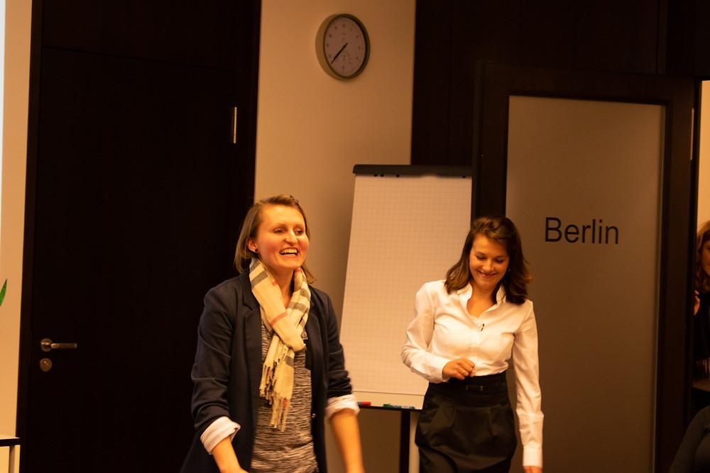 j.jackman International Women's Day Event: Karolina Decker & Ewelina Kolodziejczyk