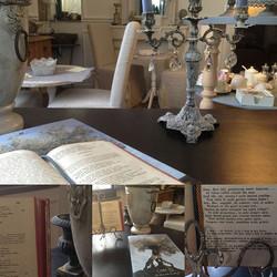 #ilgiardinodulisse #BedAndBreakfast di #charme a #ReggioCalabria Sala da The' e di lettura _archdige