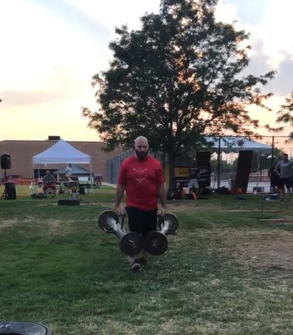 2018 Highland Fling Strongman, Farmers W
