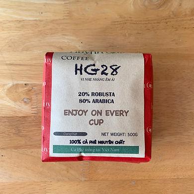 HG28 - 500g - 1,1lbs