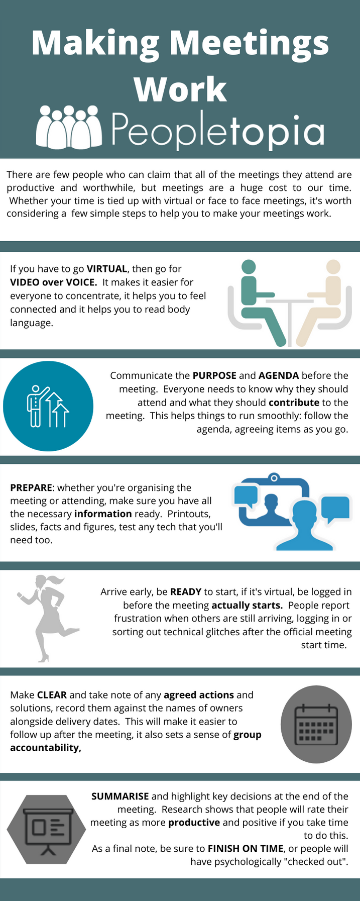 Make your Meetings Work