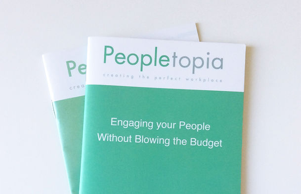 Peopltopi Fre Book - Engaging People without Blowing the Budget