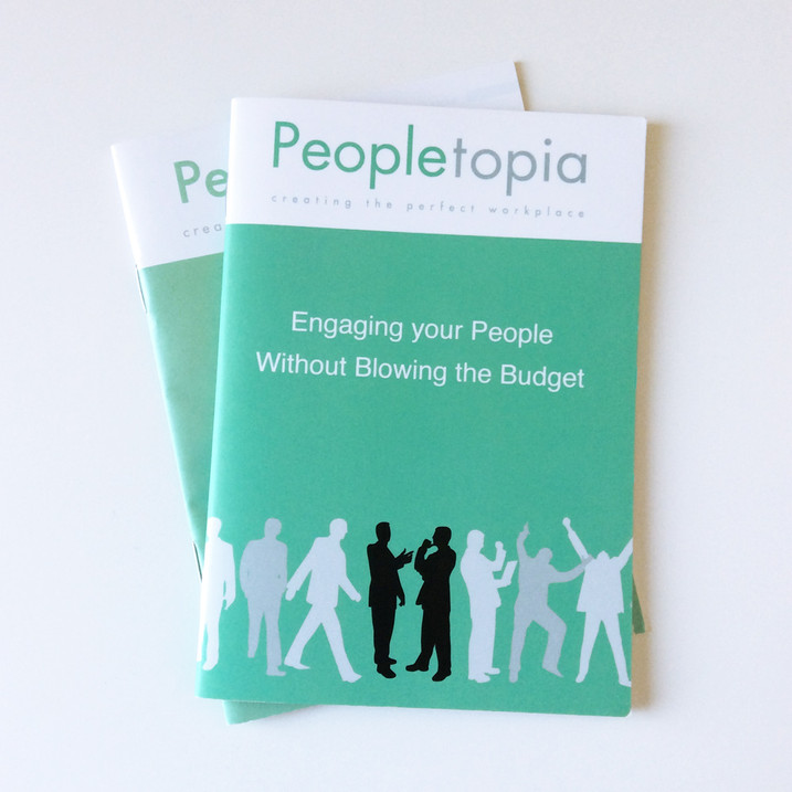 Want to engage employees without blowing the budget?