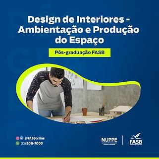 design de interiores - ambientação e pro