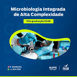 microbiologia integrada de alta complexi
