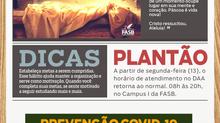 FASBNEWS - O WEBJORNAL QUE SE PREOCUPA COM A SUA SAÚDE! 08/04/20