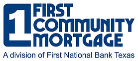 First Community Mortgage [Blue - With Ta