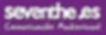 Logotipo Seventhe Comunicacíon