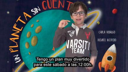 """Actividades #QuédateEnCasaConMuchoArte """"Un Planeta sin Cuentos"""""""