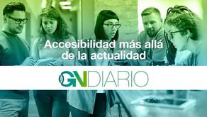 GNDiario, primer Periódico Digital Accesible