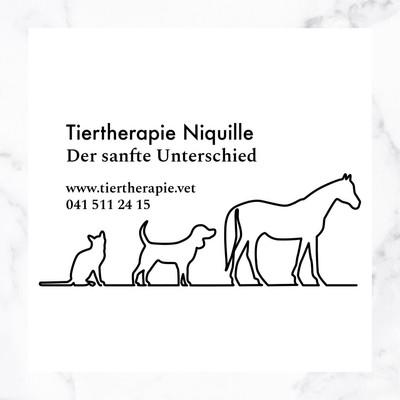 Tiertherapie Niquille - der sanfte Unterschied