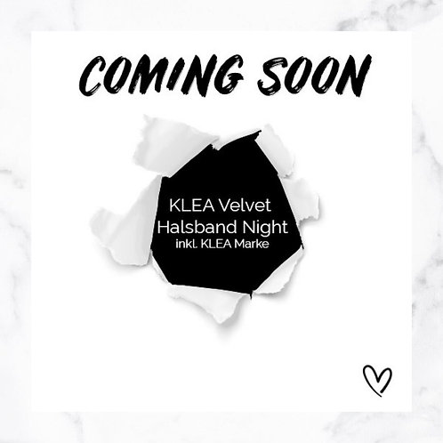 KLEA Velvet Collar Night