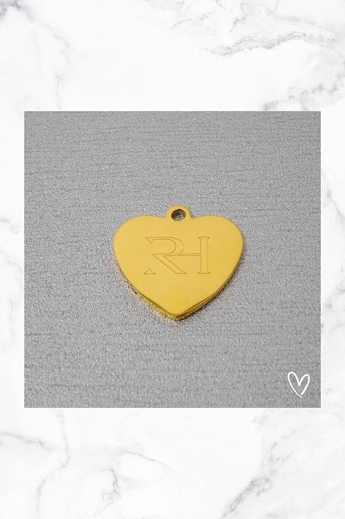 KLEA Marke Herz Gold mit eigenem Logo