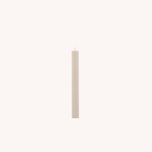 Pillar Candle Nude