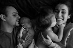 лайфстайл фотограф новорожденных