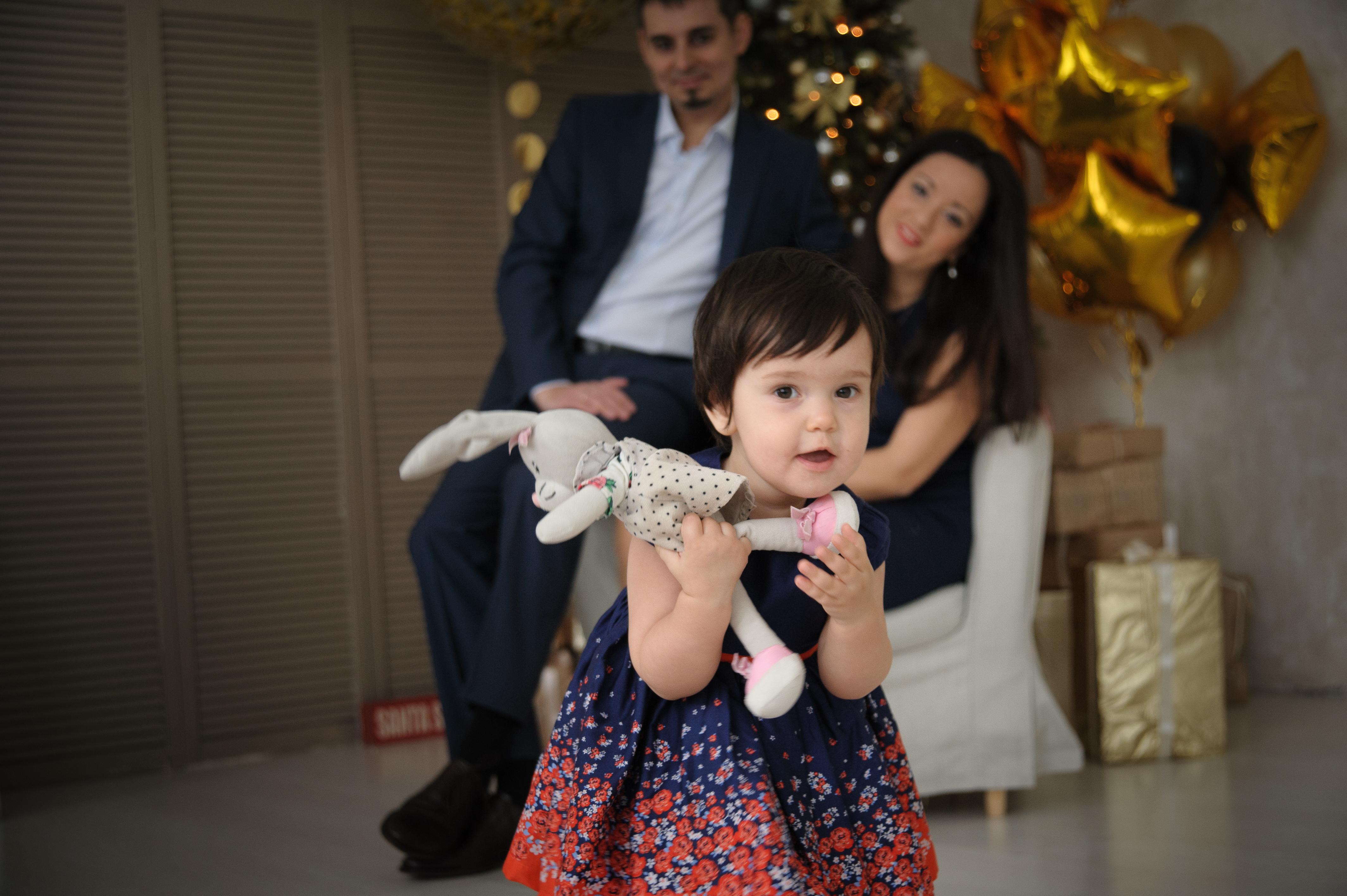 новогодняя фотосессия Богиня Ирина