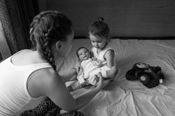 художественные семейные фотографии