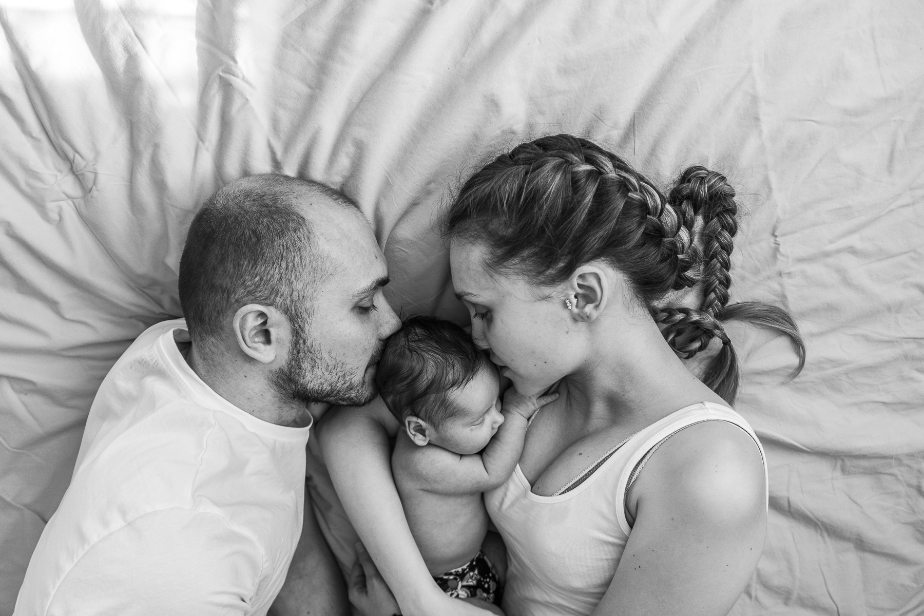 семейные домашние портреты