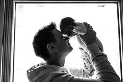 фотограф новорожденных Богиня