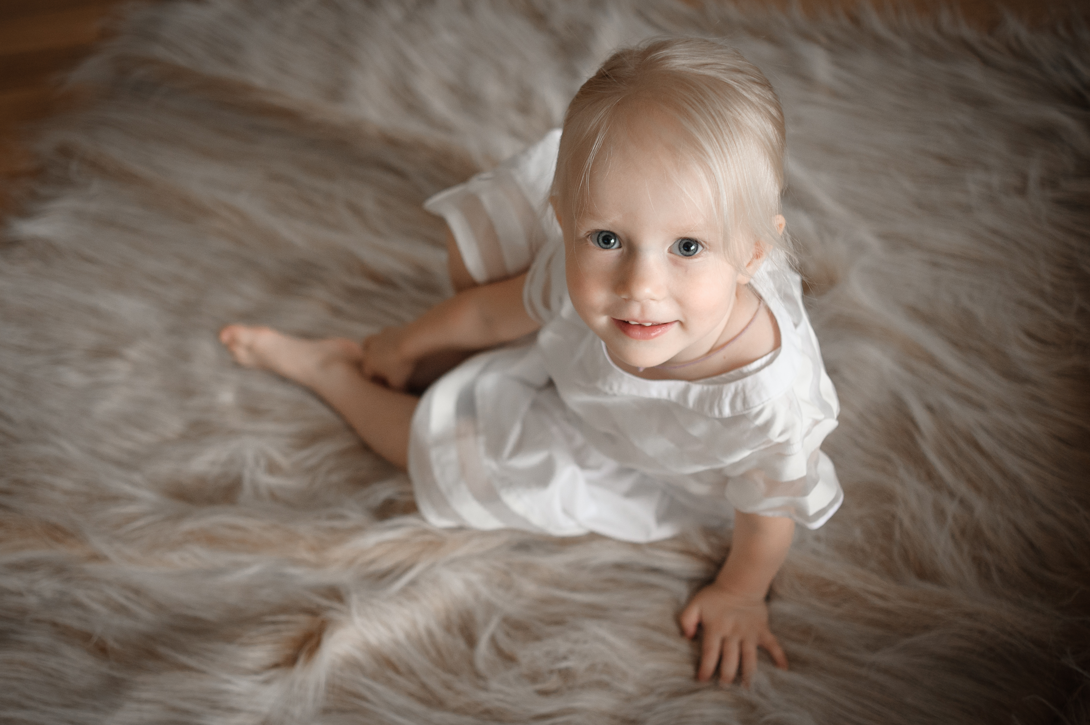 детская фотосессия дома
