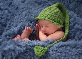 Рекомендации и правила. Съемка новорожденных.