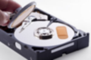 Hard Disk is sick, has a bad track and n
