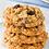Thumbnail: Oatmeal Raisin Cookies 12 pcs
