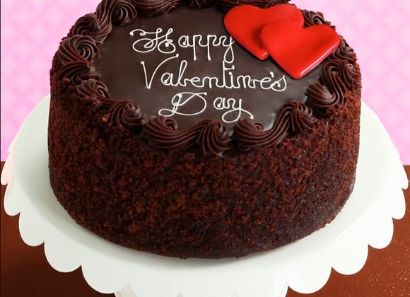 Dark Chocolate Cake 5 inch