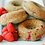 Thumbnail: Fresh Raspberry baked in donuts 6 pcs