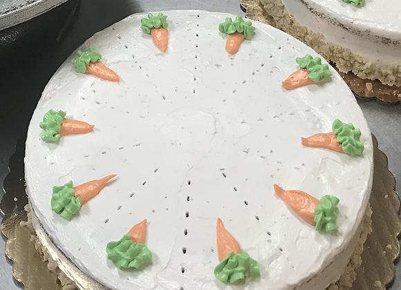 Vegan Carrot Cake 8 inch