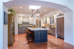Classic Modern Farmhouse Kitchen