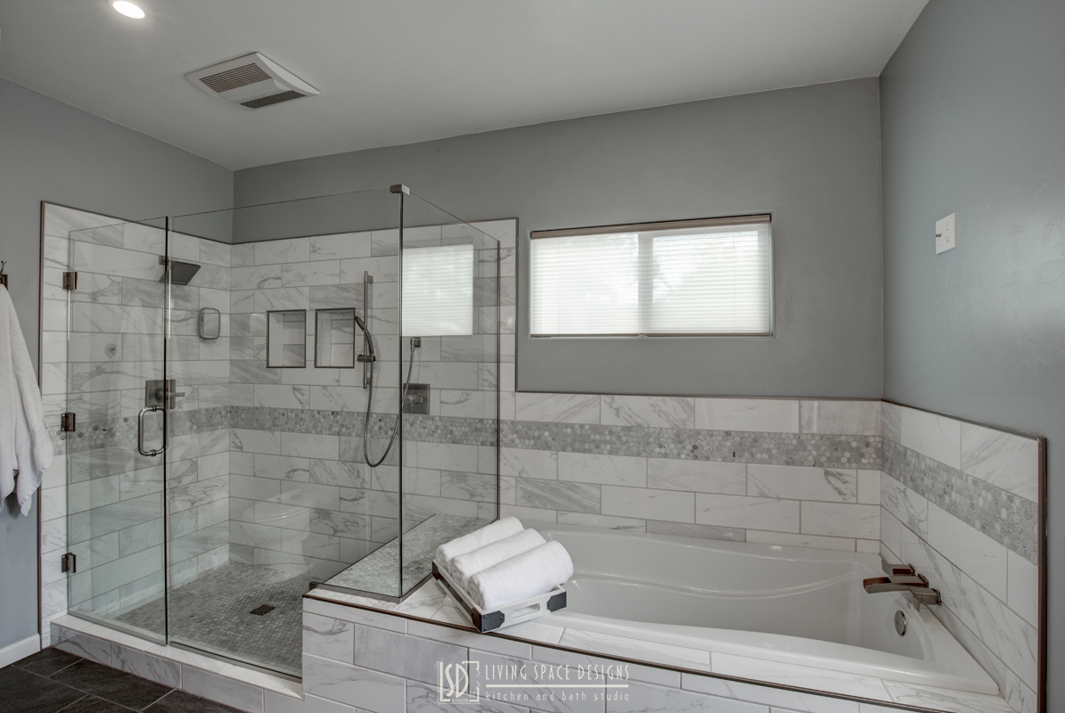 Spa-like-Gray-Bath-and-Shower-Combinatio